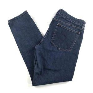 J Crew Toothpick Ankle Jeans Sz 29
